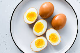 Japanese Soy Sauce Eggs (Shoyu Tamago) Recipe
