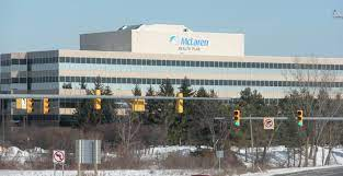 Mclaren health care's hospitals, ambulatory facilities, and home health care personnel are committed to providing exceptional, compassionate care even in the face of coronavirus. The Birth Of The Mclaren Building Inside Auburn Hills
