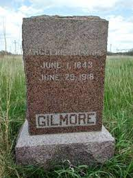 Angeline Gilmore (1843-1918) - Find A Grave Memorial