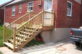 outdoor steps stair handrail ideas timber design staircase tiles outdoor steps