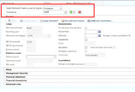 Planning Your Chart Of Accounts In Ax 2012 Part 2 Of 7