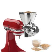 kitchenaid mixer attachments meat grinder. kitchenaid grain mill stand mixer attachment : attachments - best buy canada kitchenaid meat grinder n