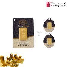 7 gr 24 Ayar Gram Külçe Altın Fiyatları