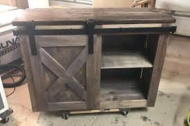 white barn door tv stand barn door entry table sliding door console plans sliding door buffet
