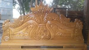 I Wood Design Segun Wood Bed Design Bedroom Furniture Youtube
