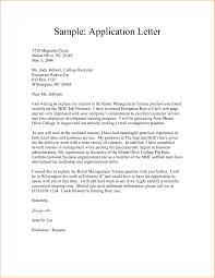 10 Job Application Letter In Model Paper Basic Job Career Kids