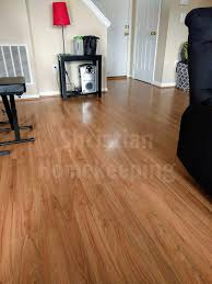 Our New Home Has Laminate Floors Downstairs And I Wasnu0027t Sure How To Clean  Them. I Did A Lot Of Research And Found That You Do NOT Want Them To Get  Too ...