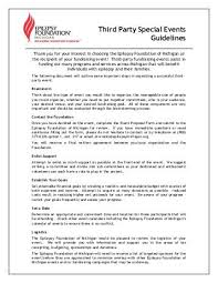 Party Proposal Fascinating Third Party Event Proposal Form