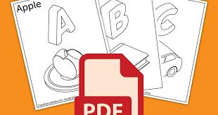 Download them or print online! 3d Abc Alphabet For Kids Pdf Free Download