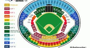 Uk Football Stadium Seating Chart Mlb Londons Best Value Seats The Insider View Bat Flips