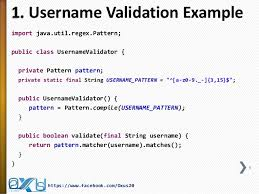 Regex Pattern Stunning Java Regular Expression PART II