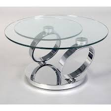 Small Rectangle Glass And Chrome Coffee Table Uk   Google Search