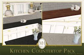 manor house collection kitchen countertop pack