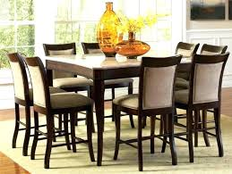 9 pc dining room table sets 9 piece square dining set dining table dining room table