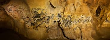 the horse panel in chauvet cave discovered in 1994 the horse panel and the other stunning drawings provide an extraordinary testimony to man s first
