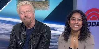 Richard Branson addresses critics who ...