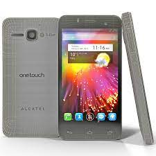 Alcatel One Touch Star 3D Model $49 ...