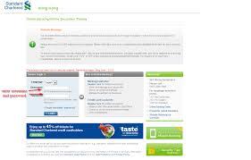 Standard Chartered Bank Online Banking Login Login Bank
