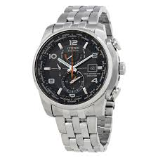 citizen eco drive black dial stainless steel men s watch at9010 citizen eco drive black dial stainless steel men s watch at9010 52e