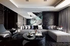 Black And White Living Room Ideas With Luxury Modern Interior Design Modern  Luxury