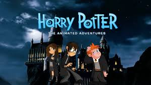 harry potter the animated adventures