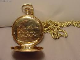 beautiful antique large size gentleman s pocket watch with 14k gold chain the back of the case is marked 14k has a squirrel mark and is also inscribed