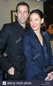 Greg Rusedski And Lucy Connor High Resolution Stock Photography ...