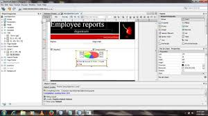 Jaspersoft Studio Pie Chart Example Jasper Report Generate 3d Pie Chart Using Ireport Tool Youtube