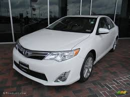 toyota camry 2012 white. Exellent Camry Super White Toyota Camry To 2012 A