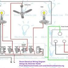 wiring of the distribution board with rcd (single phase home supply single phase wiring diagram for motors the complete guide of single phase motor wiring with circuit breaker and contactor diagram