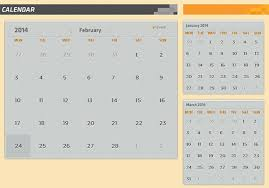 Calendar Templates For Websites 26 Html Calendar Templates Html Psd Css Free Premium Templates
