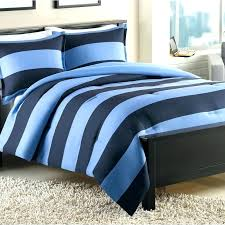 navy striped bedding rugby stripe bedding blue striped comforter blue striped bedding navy blue striped comforter