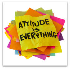 Image result for positive attitude clipart