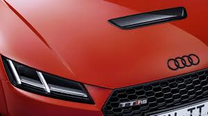 2018 audi parts. Delighful Parts 2018 Audi TT RS Performance Parts Color Catalunya Red  Hood Wallpaper Intended Audi Parts O