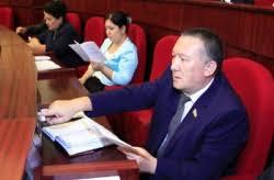 Заседания Палаты Депутаты рассмотрели актуальные вопросы направленные на дальнейшее углубление демократических реформ
