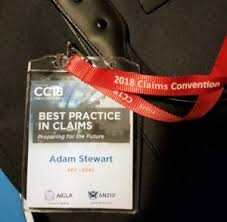 """AICLA / ANZIIF Claims Convention 2018 """"Best Practice in Claims"""""""