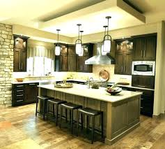 pendant lighting over kitchen island hanging lights modern large ging size of in