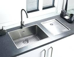 Small Undermount Double Bowl Kitchen Sink Size Sinks Swan Drop Small Kitchen Sink Dimensions