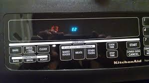 kitchenaid superba range control board kitchen ideas