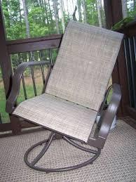 venta outdoor chair slings en stock
