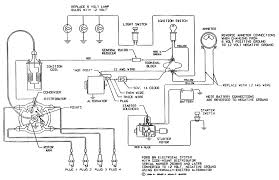 tractor wiring diagram alternator New Holland Alternator Wiring Diagram GX Tractor Starter