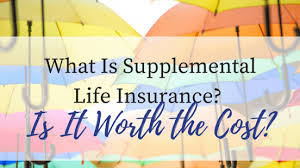 Supplemental plans, both in the individual and family and medicare markets, are does supplement health insurance cost more? What Is Supplemental Life Insurance And Is It Worth The Cost