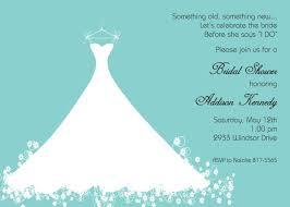 Bridal Shower Invitation Wording Etiquette Invitations Card