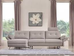 contemporary sectional couch. Perfect Sectional Divani Casa Payne Modern Grey Fabric Sectional Sofa And Contemporary Couch