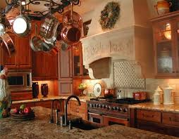 Kitchen Design:Old French Country Kitchens Decor French Kitchen Decorating  Ideas And Style