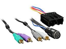 amazon com metra 70 7003 radio wiring harness for mitsubishi amp metra 70-7001 receiver wiring harness at 70 7001 Wiring Harness