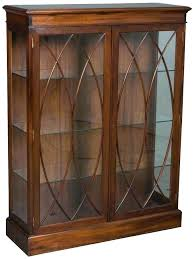 antique bookcase bookcases with glass doors antique mahogany bookcase glass doors billy shelf shelves with and lights antique antique english secretary