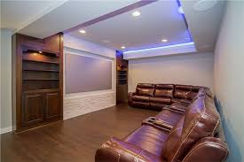 Basement movie theater Basic Matrix Basement Systems Inc Bring The Movie Experience Home With Basement Movie Theater