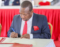 My father was admitted at the hospital last week. Leaked Phone Conversation Between Mike Sonko Kalembe Ndile Emerges
