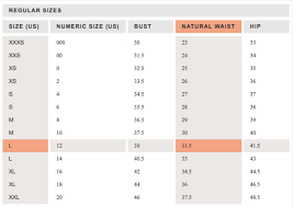 Doen Size Chart How To Shop Online So That Your Clothes Will Fit Verily